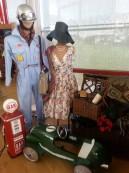 Der Oldie-Shop im Fahrerlager
