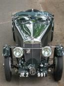 Zwei wunderschöne Fahrzeuge aus unserer Vorkriegsklasse