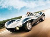 So viel Laune macht der Jaguar D-Type Prototyp