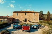 Ferrari, Lancia, Maserati – Belle Macchine in der Toscana