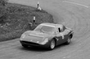 Peter Maron und sein Abarth 1300 GT
