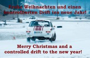 Merry Christmas and a controlled drift to the new year!