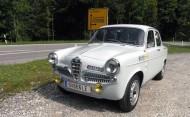 Der Alfa Giulietta TI von 1958