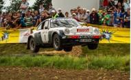Rennwagen des Walter Röhrl - der ''Heigo-Porsche''