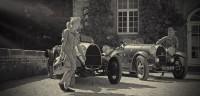 Bugatti History Fotoshooting