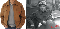 Monaco Bomber Jacket
